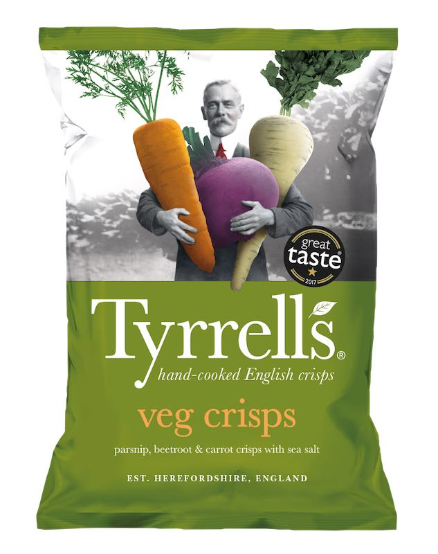 patate senza glutine Tyrrells