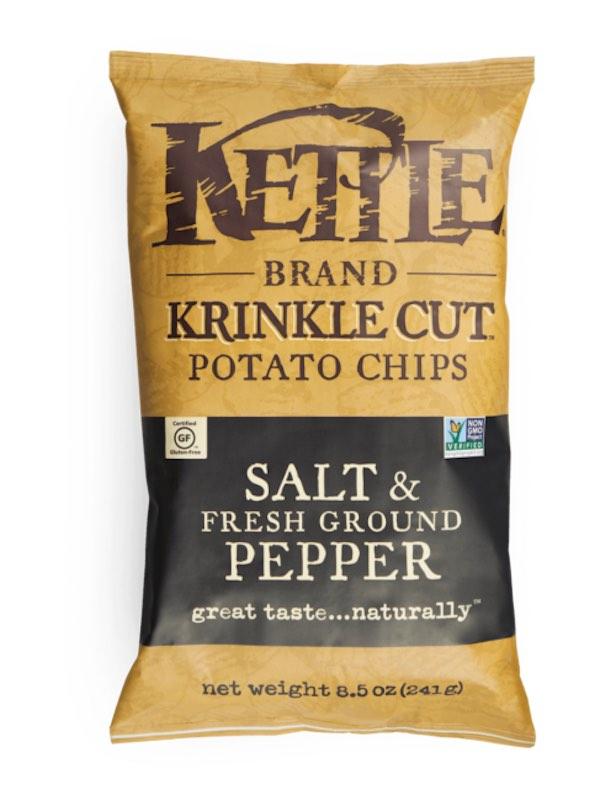 patate senza glutine Kettle Brand