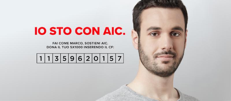 AIC Associazione Italiana Celiachia 5X1000