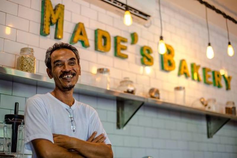 gluten free bali Made's Bakery