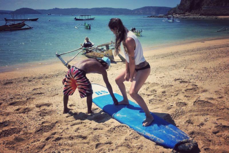 gluten free bali surf