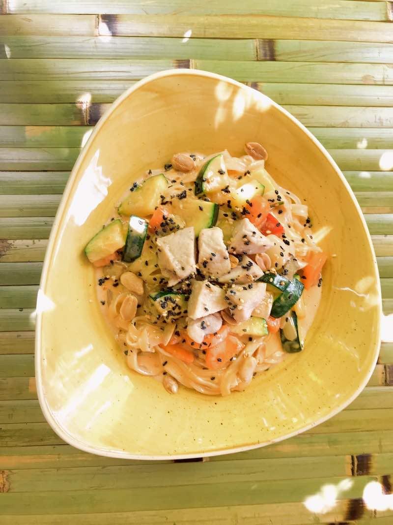 ibiza senza glutine pad thai