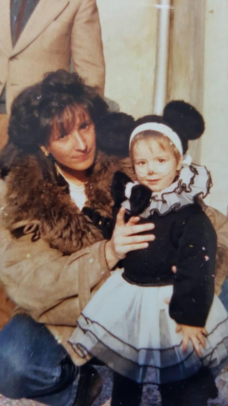 bambino celiaco io e la mamma