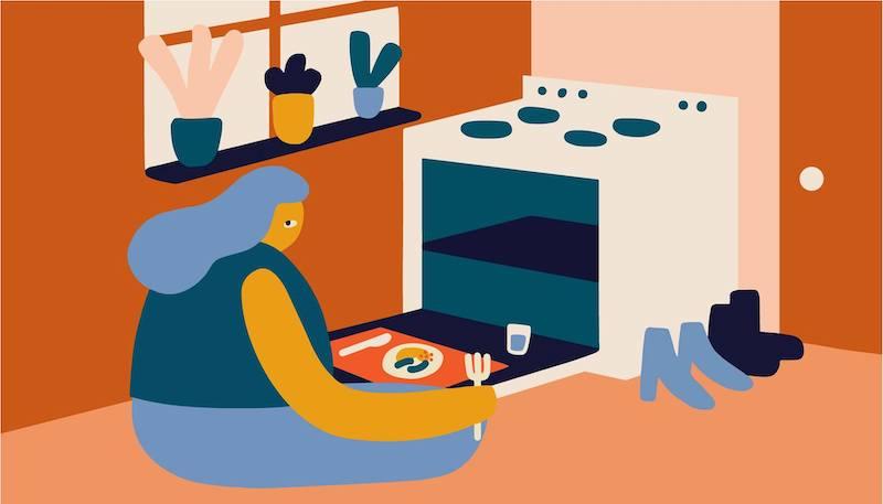 contaminazione da glutine a casa