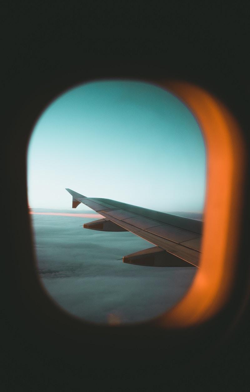 viaggiare senza glutine finestrino