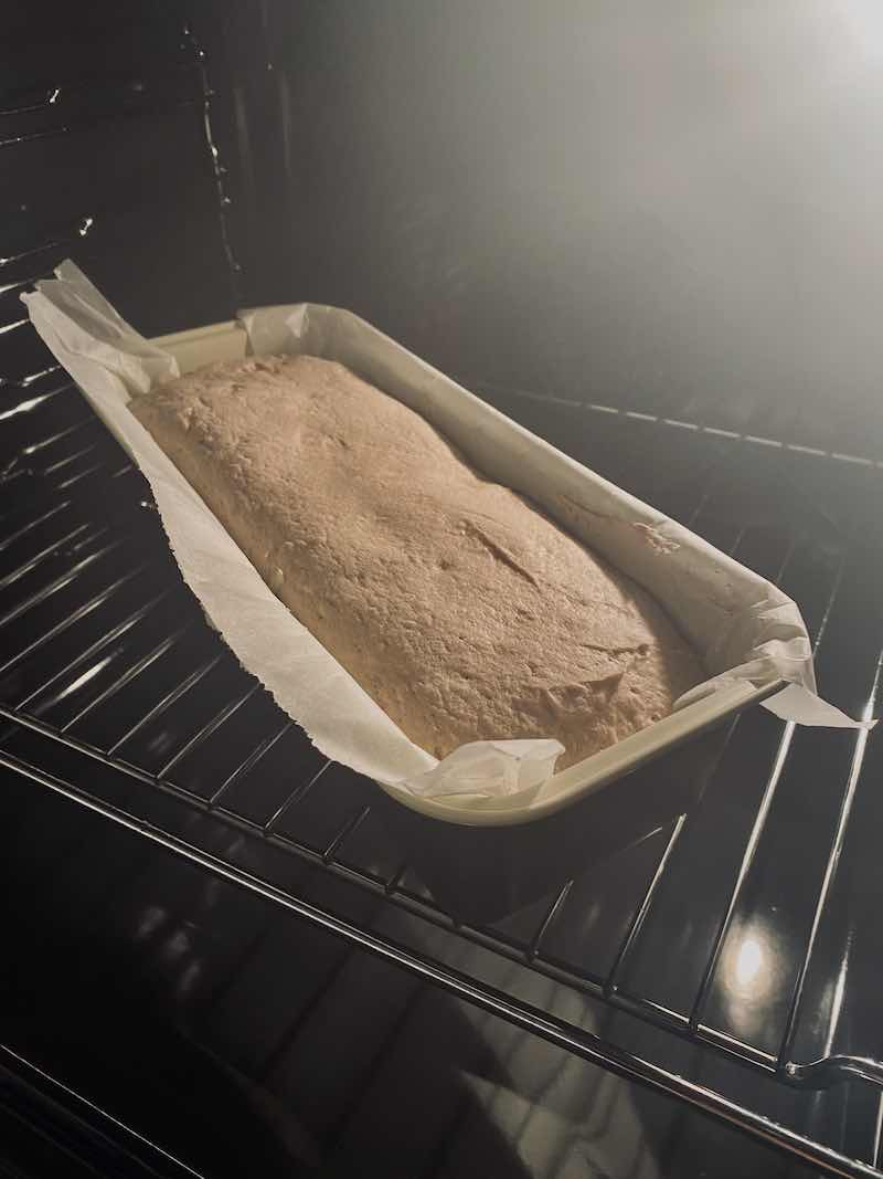 Bread Mix senza glutine lievitazione