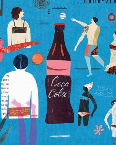 bibite gassate senza glutine coca cola