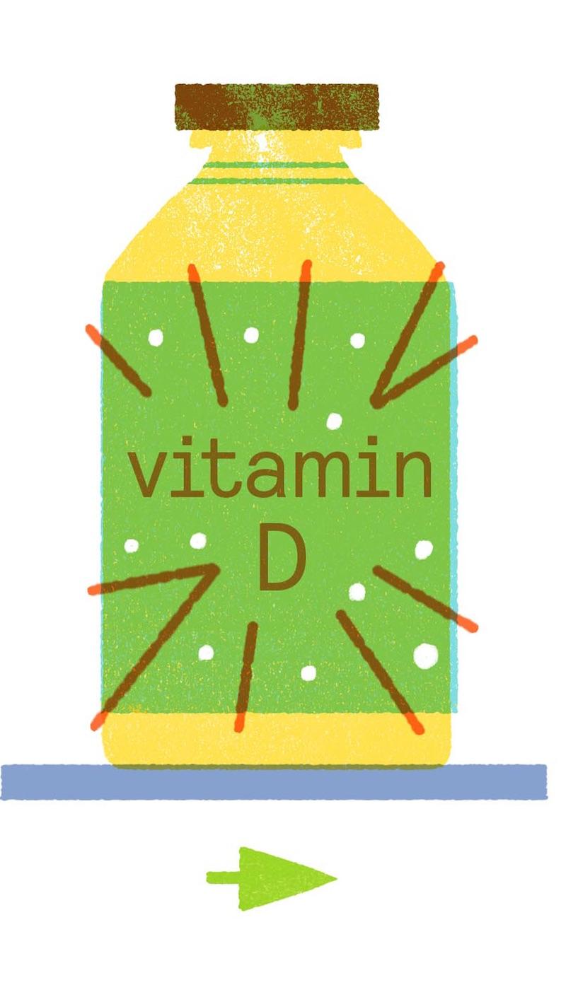 vitamina D e Celiachia