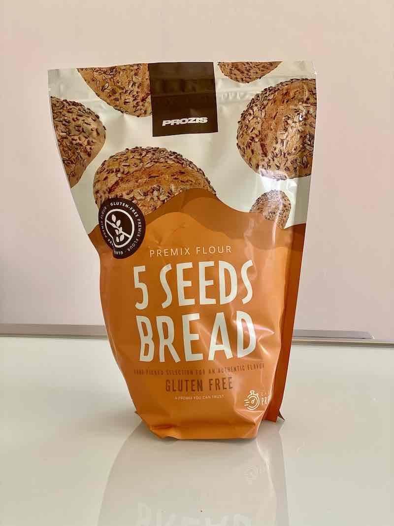 pane proteico senza glutine prozis