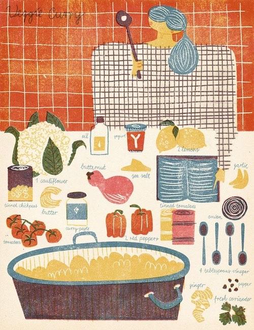curry senza glutine