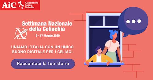 Settimana Nazionale delle Celiachia di la tua