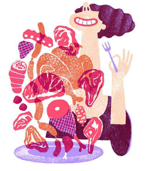 carne senza glutine