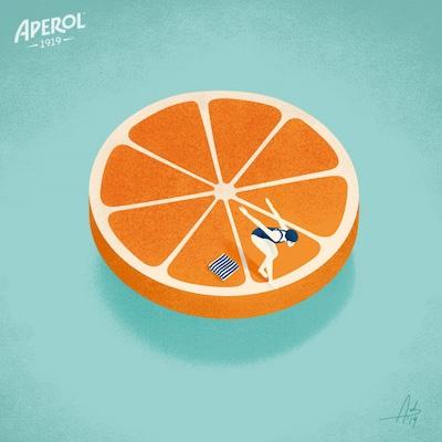 l'aperol è senza glutine arancia