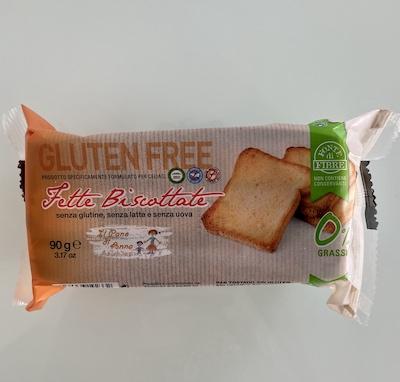 zero grassi senza glutine il pane di anna