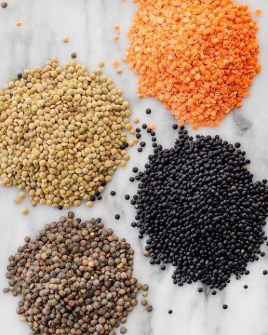 lenticchie senza glutine