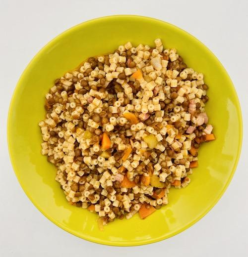 lenticchie senza glutine pasta
