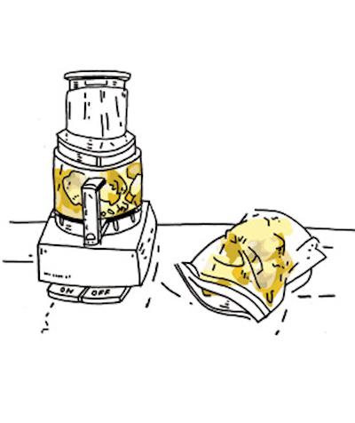 pangrattato senza glutine