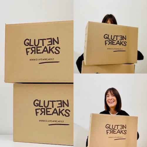 Gluten freaks box